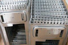 Base Plate Frame for Industrial Controls Manufacturer