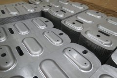 Elliptical Pedal Mounting Plate