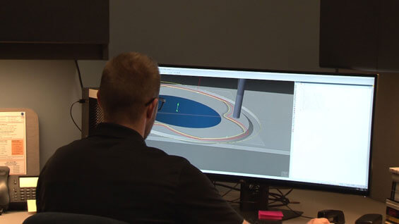 Establishing controlled stamping & CNC operations with VISI Design Software