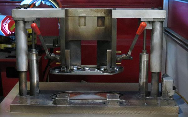 Customized welding fixture