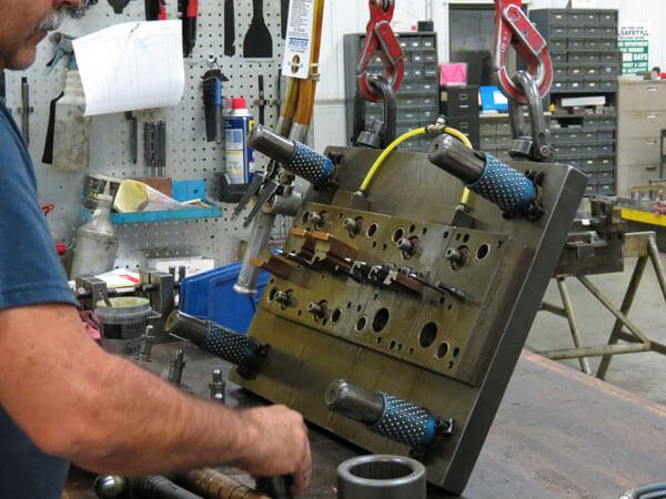 Comprehensive Die Maintenance Services