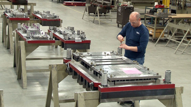 Tool and Die – Ultra Tool & Manufacturing