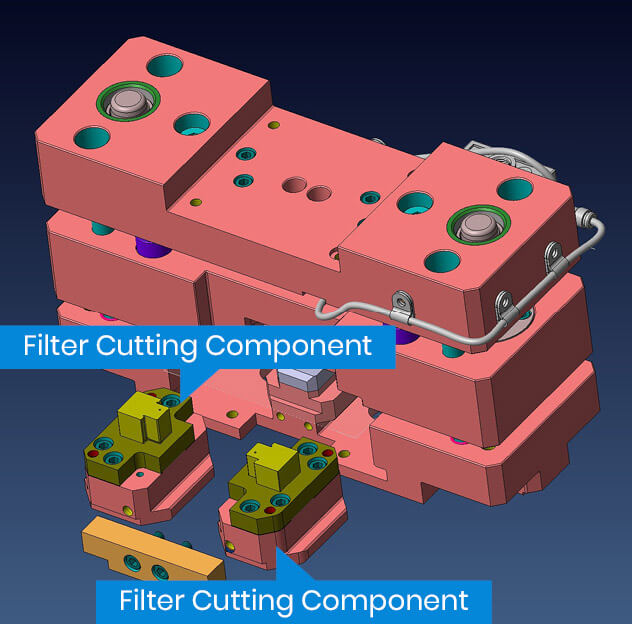 Filter Cutting Components