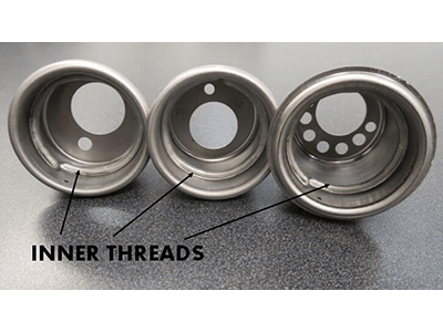 It's true! Redesigned metal parts delivered without building a new tooling die