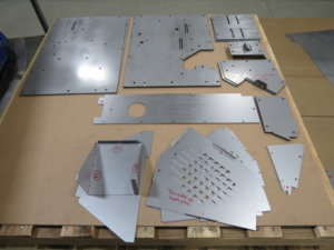 prototyping metal parts
