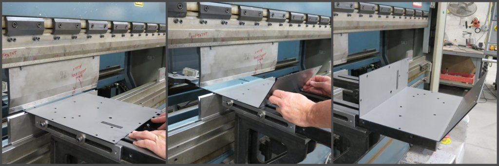 Metal Bending a Prototype