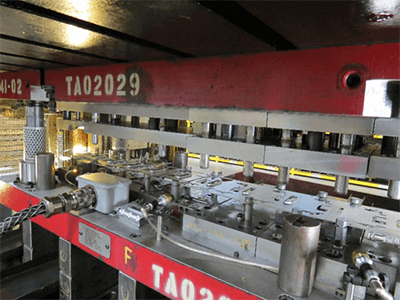 Improving and increasing our Metal Stamping, Metal Fabrication and Tooling expertise in 2019