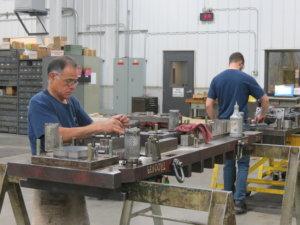 Die maintenance for production tooling dies