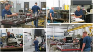 Experienced Toolmakers and CNC Machinists