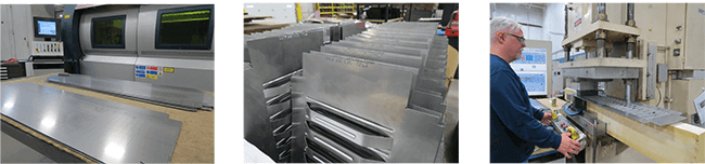 Tray Manufacturing Process