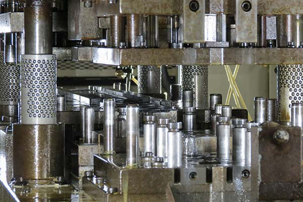 Cost-savings, increased production rates and higher quality with progressive dies