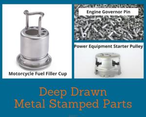 deep-drawing metal stamped parts